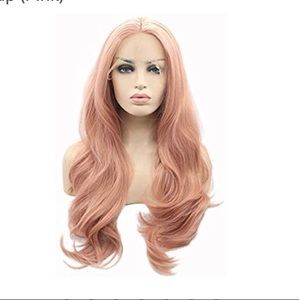 Other - Beautiful Pink Wig